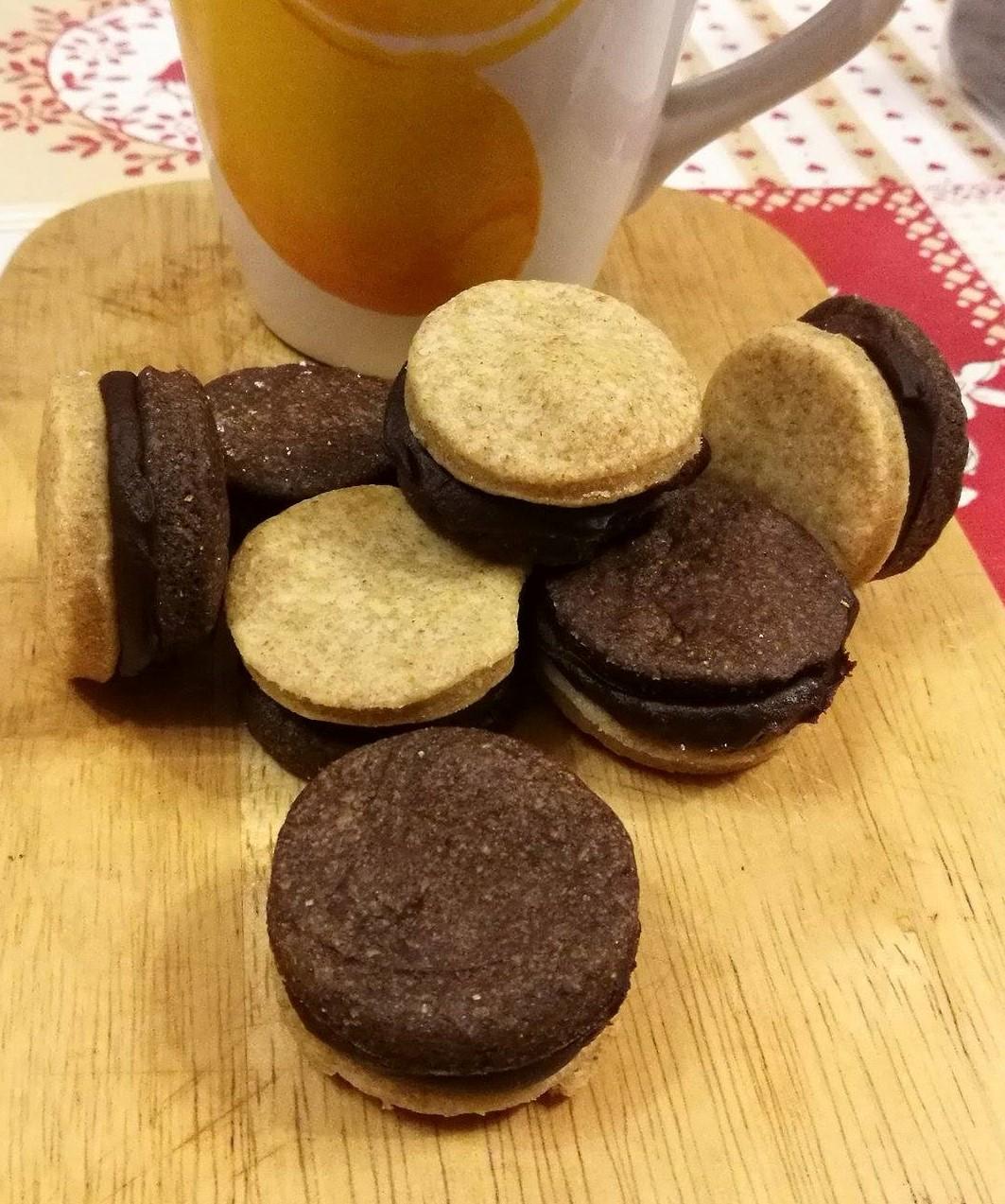 Házi pilóta keksz (cukormentes, vegán)