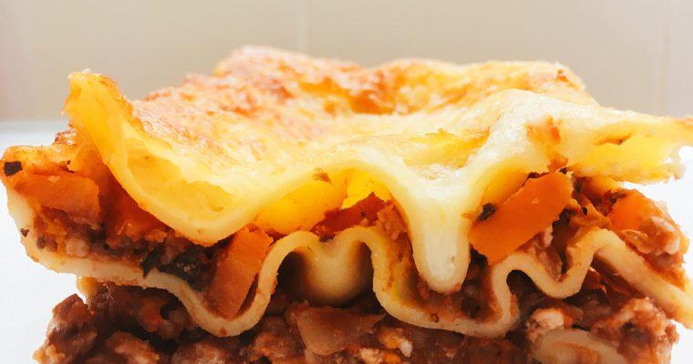 Lasagne (laktózmentes, ir-barát)